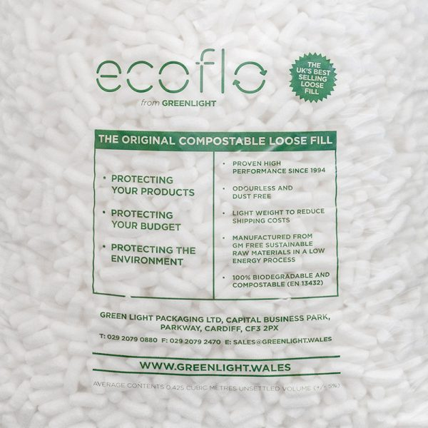 Eco Flo Bag Info