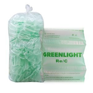 Greenlight 100 by 200 recycled air bags