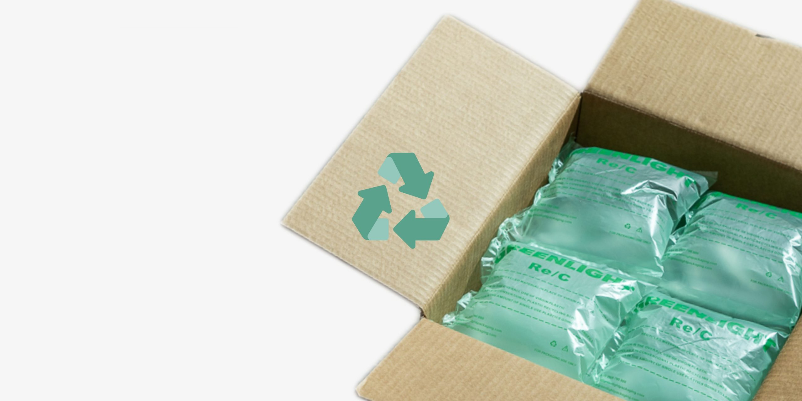 Recyclable air pillows