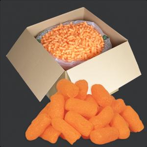 orange loose fill